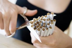 Куріння під час вагітності