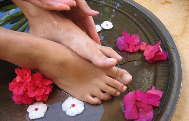 Блог читателя: мои советы по уходу за ножками