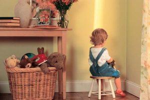 Поради батькам: як правильно покарати дитину в 2 роки