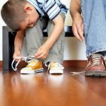 Как подобрать ребенку обувь для занятий спортом