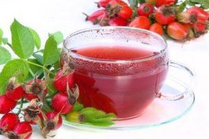 Рецепти напоїв з шипшини