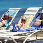 Тепловой и солнечный удар у ребенка
