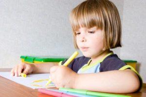 Особенности воспитания ребенка-левши