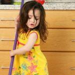 Обязанности ребенка по дому