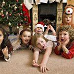 Новогодние игры и развлечения для детей