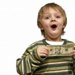 Воспитание детей: ребенок и деньги