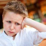 Причины нервного тика у ребенка