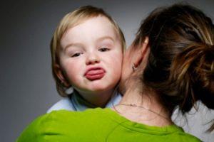 Советы родителям: избалованный ребенок