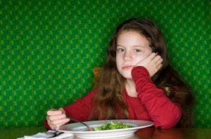 Питание ребенка в период выздоровления