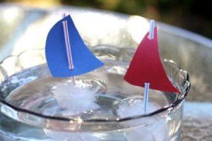 Игры и опыты с водой для детей