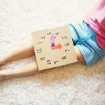 Как знакомить ребенка с понятием времени