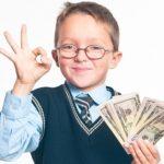 Роль денег в воспитании ребенка