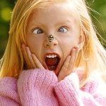 ребенка укусила оса или пчела