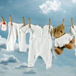 10 важных правил: как стирать детскую одежду