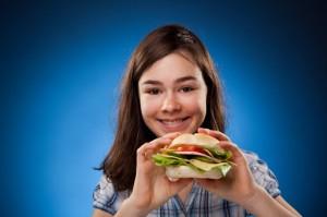 Как помочь ребенку сбросить лишний вес