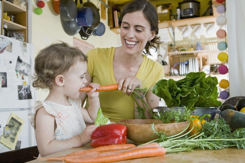 Каким должен быть полезный завтрак для ребенка
