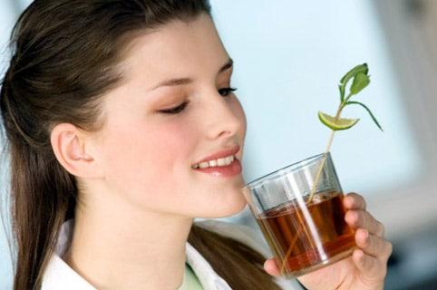 Мочегонный чай в домашних условиях