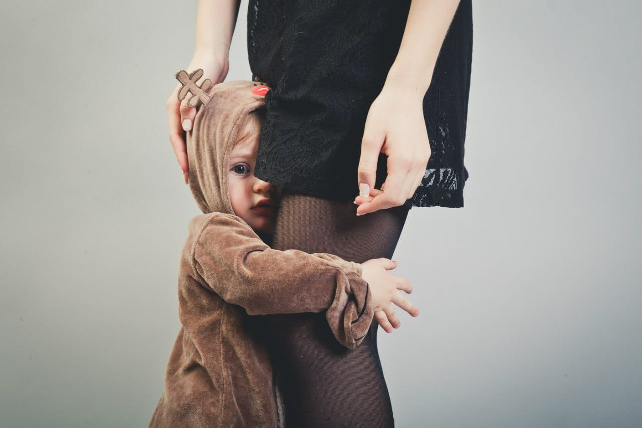 Роль объятий в воспитании ребенка