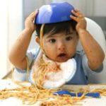 Питание детей в возрасте от одного до трех лет