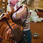 Определение готовности ребенка к школе.