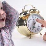 Как ребенка научить определять время