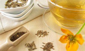 Рецепт чая с календулой