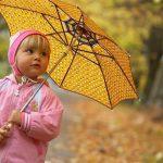 Дитячі віршики про дощ