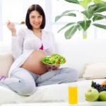 6 правил питания при беременности
