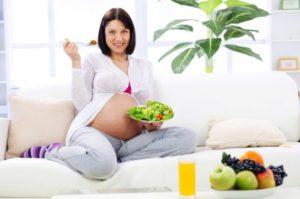 беременность, питание, продукты