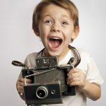 Фотоаппарат для ребенка: выбираем правильно