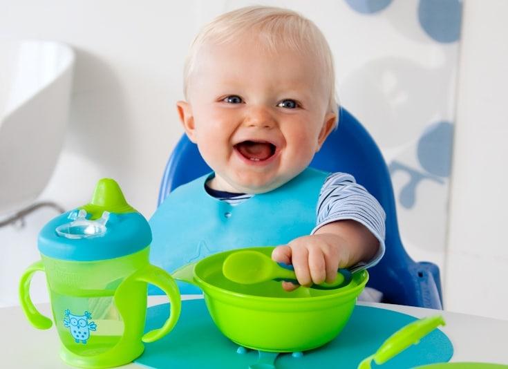 Блог читателя: мои советы по детскому питанию осенью