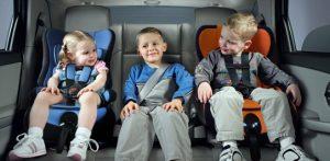 Особенности выбора современного детского автокресла