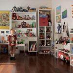 Как оформить детскую комнату для первоклассника