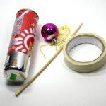 ФОТО: как расписать новогодние шарики