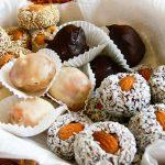 Рецепт домашніх шоколадних цукерок із фундуком