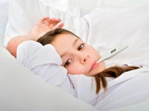 Народные средства для лечения простуды у ребенка