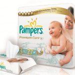 Секрет здоровой кожи малыша  от Pampers Premium Care
