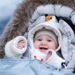 Как защитить кожу малыша в холодное время года