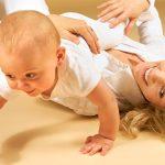 Как определить ДЦП у ребенка до года