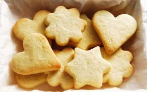 Рецепт детского печенья с творогом