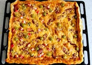 Блог читателя: рецепт пиццы с морской солью