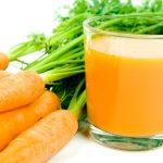 Морковный сок во время беременности