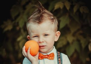 Питание для умственного развития ребенка