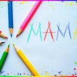 Дитячі віршики про маму