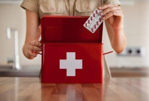 Важные лекарства в вашей домашней аптечке