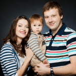 Выиграй семейную фотосессию!