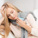 Как лечить горло беременным