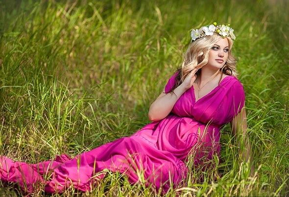 Секреты красоты для беременных 961