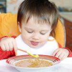 Питание ребенка от 1 года до 3 лет