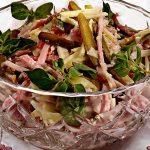 Блог читателя: рецепт «Швейцарский салат»